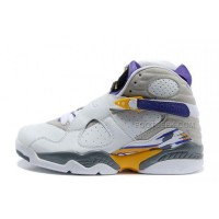 "Air Jordan 8 Retro ""Kobe Bryant Lakers Home"" PE For Sale Online"
