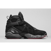 Air Jordan 8 Cement-Black/Gym Red-Black-Wolf Grey- Releasing Free Shipping 6nQfw