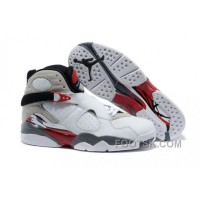 "Mens Air Jordan 8 ""Bugs Bunny"" White/Black-True Red FOr Sale Online"