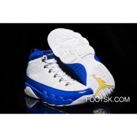 Air Jordan 9 Kobe PE White/Concord-Tour Yellow Free Shipping EGwcE