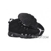 """Anthracite"" Air Jordan 9 Anthracite/Black-White Copuon Code EyiiFbi"