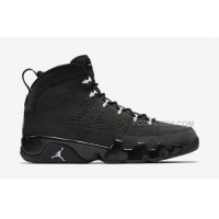 Air Jordan 9 Anthracite 2015 Black and white for sale