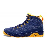 "Air Jordan 9 Retro ""Calvin Bailey"" Deep Royal/University Gold-White For Sale"
