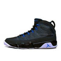 Air Jordan 9 Retro Black/Photo Blue-White Cheap For Sale Online