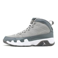 Air Jordan 9 Retro Medium Grey/Cool Grey-White For Sale Online