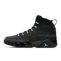 2015 Air Jordan 9 Retro Anthracite/White-Black For Sale