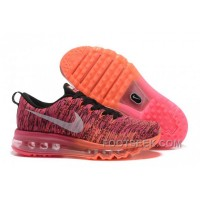 Men's Nike Flyknit Air Max New Release 228461