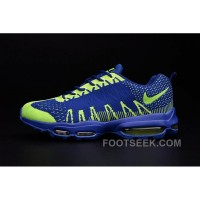 Men's Nike Air Max 95 Flyknit Discount