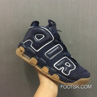 AIR MORE UPTEMPO AIR Blue Rubber Authentic