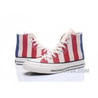Converse 2017 Chuk Taylor All Star 1970s 1970S 153850C Women/men American Flag Online