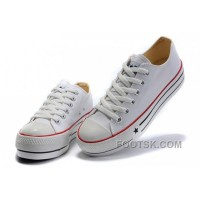 Authentic White Classic Platforms CONVERSE Women All Star Canvas Shoes