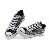 Lastest Chuck Taylor Flag Union Jack Rock CONVERSE British Flag All Star Noise Sneakers