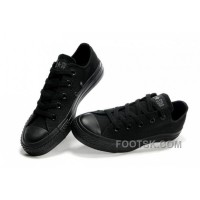 Black Friday Deals CONVERSE All Star Monochromatic Canvas Sneakers