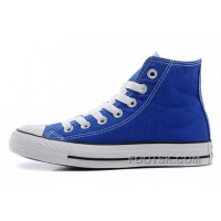 Free Shipping Chuck Taylor Fresh Colors Sapphire Blue All Star Larkspur CONVERSE Summer Sneakers