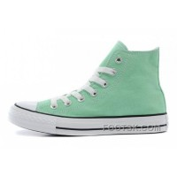 Authentic Chuck Taylor Fresh Colors All Star Minty Fresh Hue CONVERSE Beach Glass Summer Ice Cream Sneakers