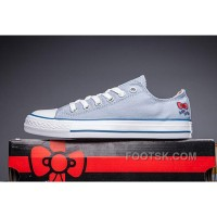 Blue CONVERSE Hello Kitty Chuck Taylor All Star Online