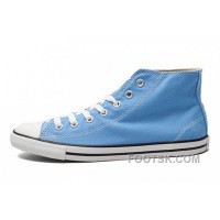 Black Friday Deals CONVERSE Chuck Taylor All Star Dainty Slim Blue Canvas Shoes