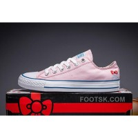 For Sale Pink Hello Kitty X CONVERSE Chuck Taylor All Star