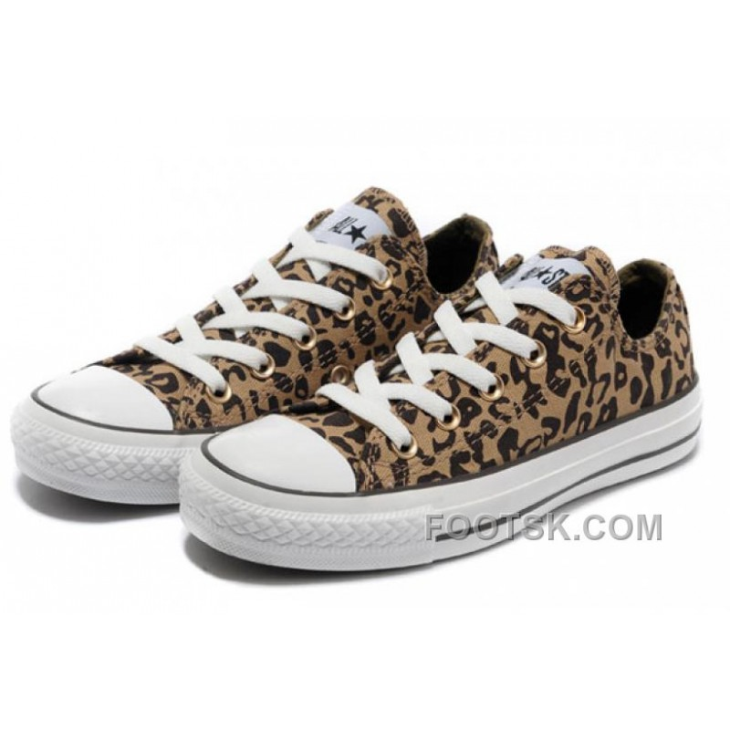 bfb22bff7e65 ... Chuck Taylor All Star High Tops Canvas Shoes Boots. Brown Converse All  Star Leopard Print Rock N Roll Canvas Women Shoes