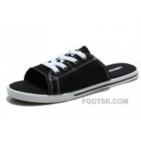 Black CONVERSE Cutaway EVO Summer Chuck Taylor All Star Slippers Authentic