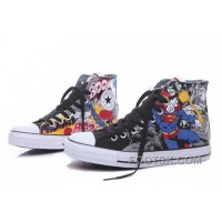 For Sale CONVERSE Chuck Taylor Superman DC Comics Iconic