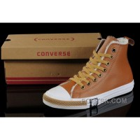 Lastest Maroon Soft Nap Tawny CONVERSE Winter All Star Shearling Leather Shoes
