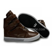 Discount Supra TK Society Brown Men's Shoes