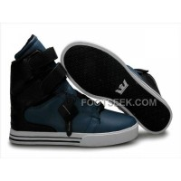 Discount Supra TK Society Navy Black Men's Shoes