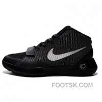 2015 KD Kevin Durant 8 Simple Black Shoes Best