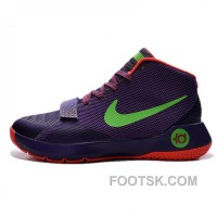 Nike KD 8 Simple All Purple Basketball Shoes Copuon Code