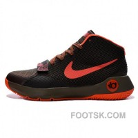 2015 Nike KD 8 Simple Khaki Orange Basketball Shoes Cheap To Buy