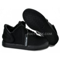 For Sale Supra Falcon All Black Men's Shoes
