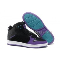 For Sale Supra S1W Black Purple Men's Shoes