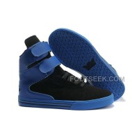 For Sale Supra TK Society Black Blue Women's Shoes