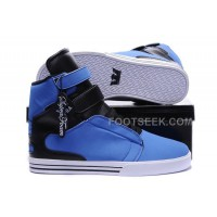For Sale Supra TK Society Blue Black Women's Shoes