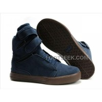 For Sale Supra TK Society Blue Coffee Women's Shoes