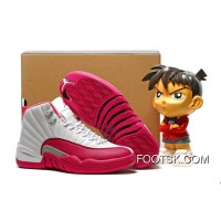 "2016 Air Jordan 12 GS ""Dynamic Pink"" Authentic"