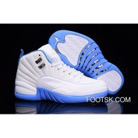 "2016 Air Jordan 12 GS ""University Blue"" For Sale 460575"