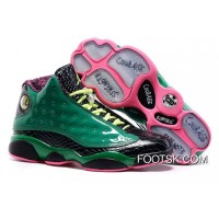 "2016 Girls Air Jordan 13 ""Doernbecher"" DB John Charles New Release"