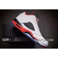 "Air Jordan 5 Low GS ""Fire Red"" On Sale Copuon Code"