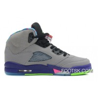 "Air Jordans 5 Retro ""Bel-Air"" Cool Grey/Club Pink-Court Purple-Game Royal For Sale"