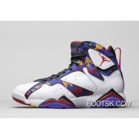 "Girls Air Jordan 7 ""Sweater"" Online Discount"