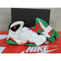 "Discount Girls Air Jordan 7 Retro ""Verde"""