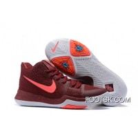 'Team Red' Nike Kyrie 3 GS Top Deals MJwQy
