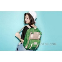 HongKong Doughnut Macaroon Bags Grass Green Top Deals