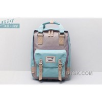 Authentic HongKong Doughnut Macaroon Bags Tiffany Blue Grey