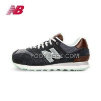 Hot 2016 New Balance 574 Women Dark Grey