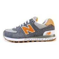 Hot 2016 New Balance 574 Women Grey