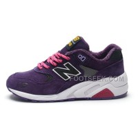 Hot 2016 New Balance 580 Women Purple