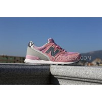 Hot 2016 New Balance WR996 Women Pink